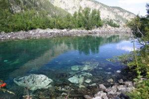 1Бадукское озеро