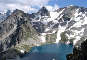 Озеро Азгек